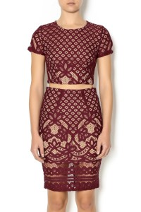 L'atiste Two Piece Lace Set from New Jersey by Mint Market ...
