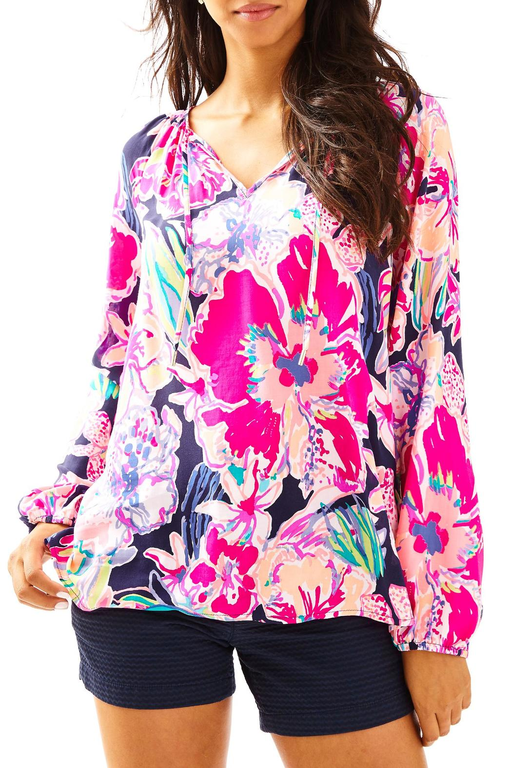 Lilly Pulitzer Willa Tunic Top from Sandestin Golf and