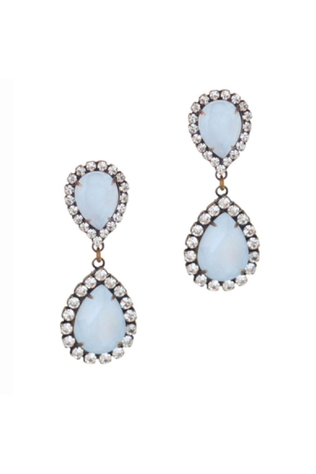 Loren Hope Abba Earring Ice from Alexandria by Bishop