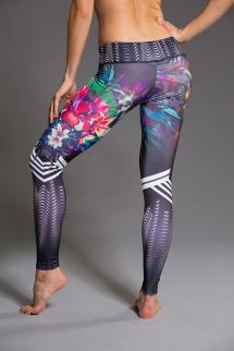 Onzie Tiger Lily Legging Jersey Barefoot