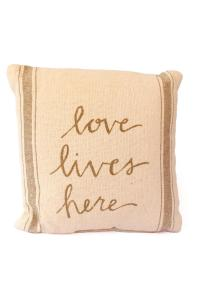 Primitives by Kathy Lives Here Pillow from Iowa by Love ...