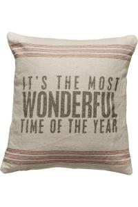 Primitives by Kathy Wonderful Time Pillow from Boulder by ...
