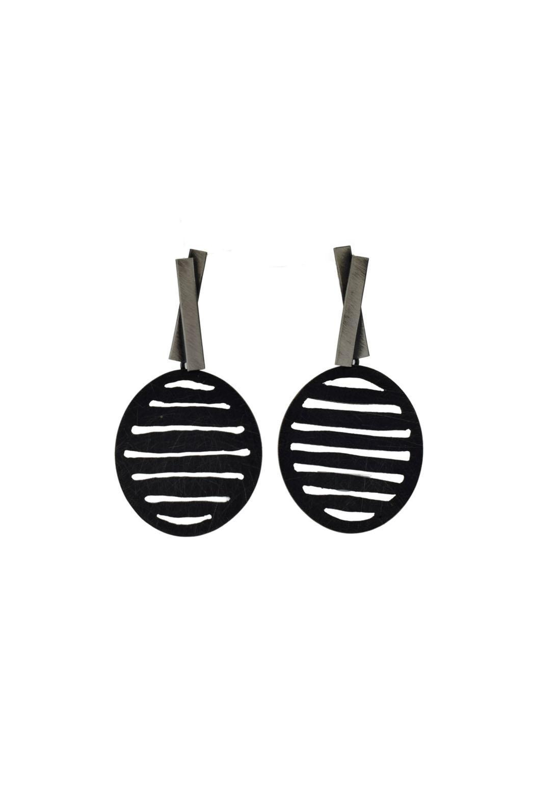 Terri Logan Screen Earrings from Oregon by Silverado