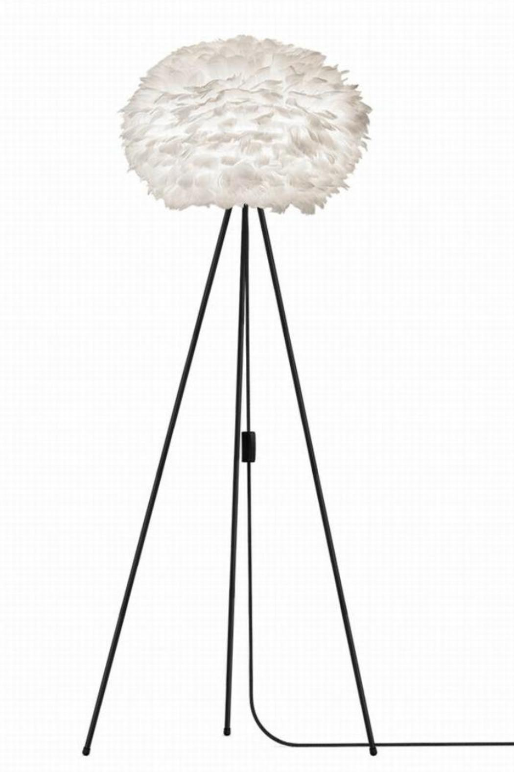 Vita Feather Floor Lamp From South West England By The