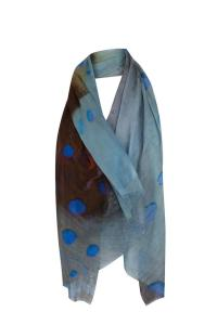 Walker's Spotty Fish Scarf from East of England by Walkers ...