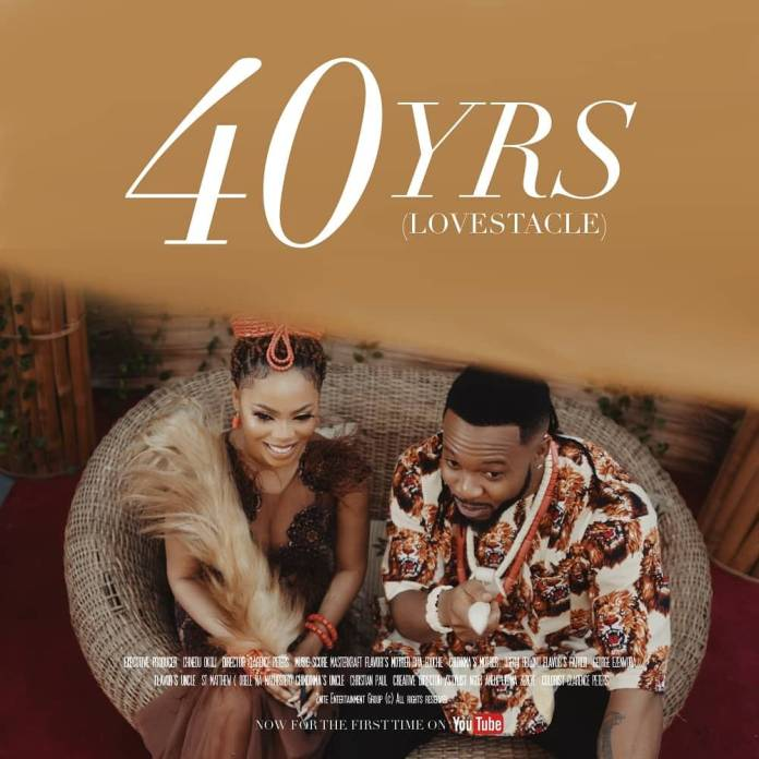 Flavour Chidinma 40yrs Lovestacle (The Movie)