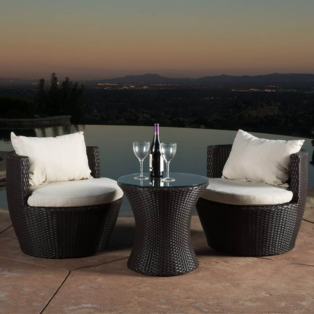 Wicker Patio Chair 50 Tips Ideas For Choosing Outdoor Wicker Furniture Photos
