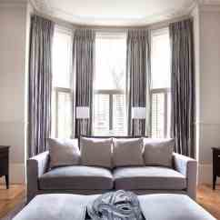 Bay Window Curtain Ideas For Living Room Home Decorating Curtains How To Choose The Best Decor Snob