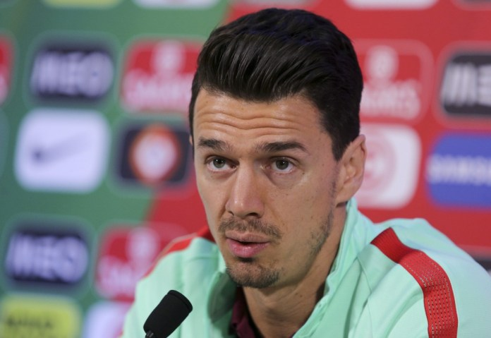"""Rui Fonte has been """"vocal"""" about his happiness at being linked with a move to Manchester United and could join fellow countryman Jose Mourinho at Old Trafford. (PIcture Courtesy - AFP/Getty Images)"""