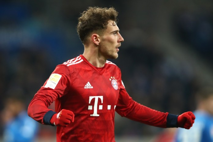 Leon Goretzka will be back for Bayern Munich (Photo by Alex Grimm/Bongarts/Getty Images)