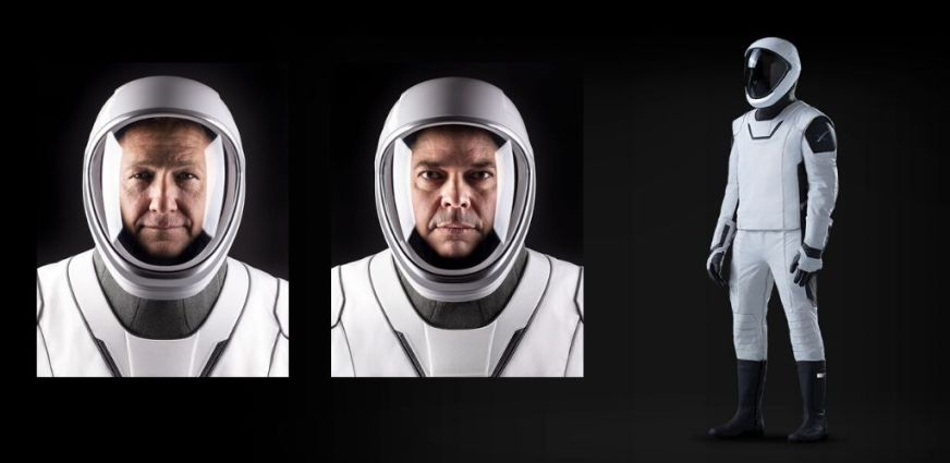 SpaceX space suit latest news of 2020