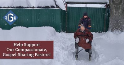 Attain Russia Now with the Gospel message - Mission Community Information