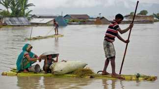 Monsoon Flooding in India Creates Gospel Opportunities