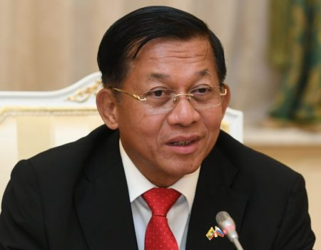 Myanmar Coup Leader Declares himself Prime Minister and Says Military Rule, and the State of Emergency will Continue Until 2023