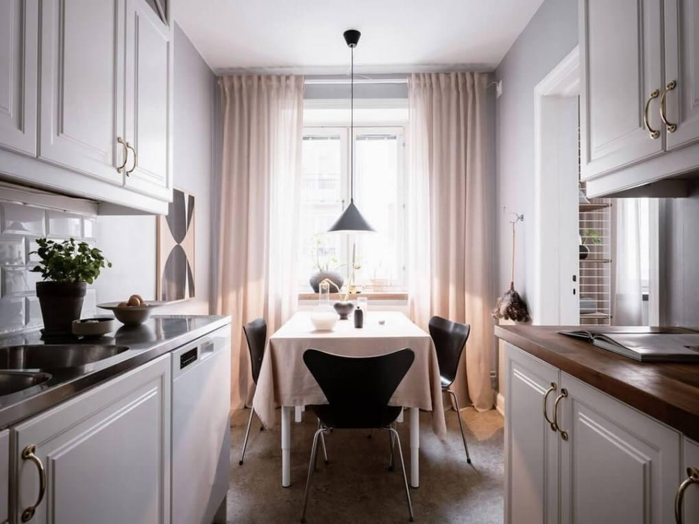 thiết kế nhà bếp bình thường