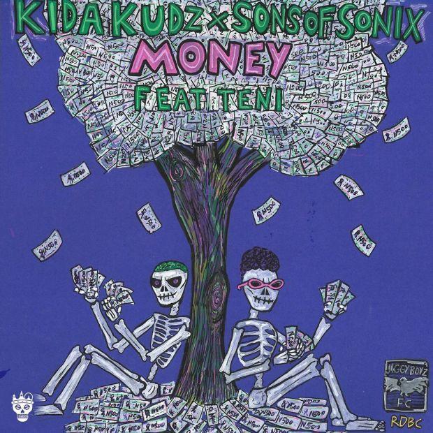Kida Kudz Sons of Sonix Money - Kida Kudz, Sons of Sonix – Money ft. Teni