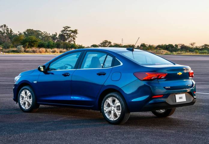 The New Chevrolet Onix Will Be Produced In Mexico Since 2020