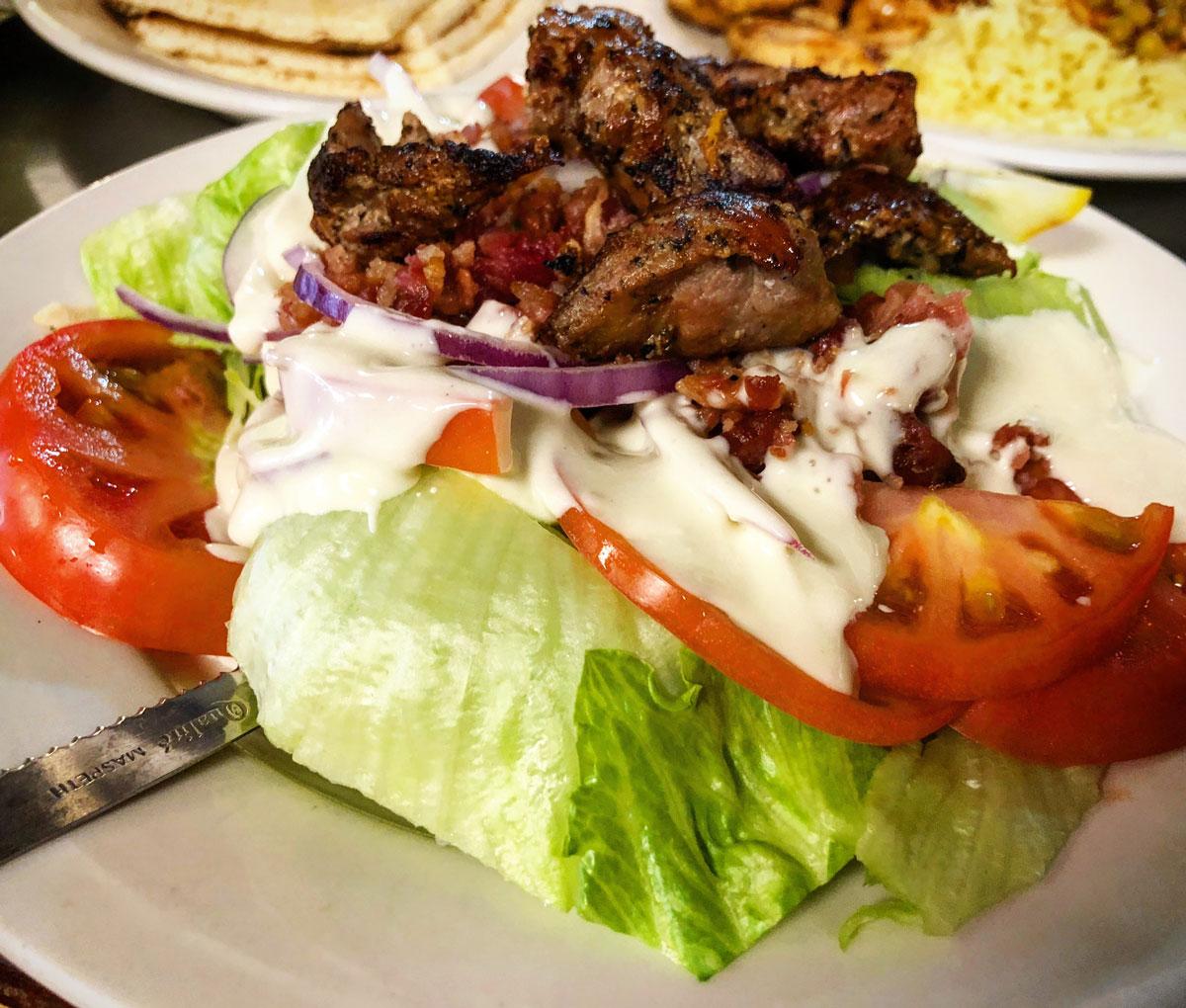 Greek Restaurant Rice Village