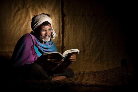 From Terrorist to Bible Translator