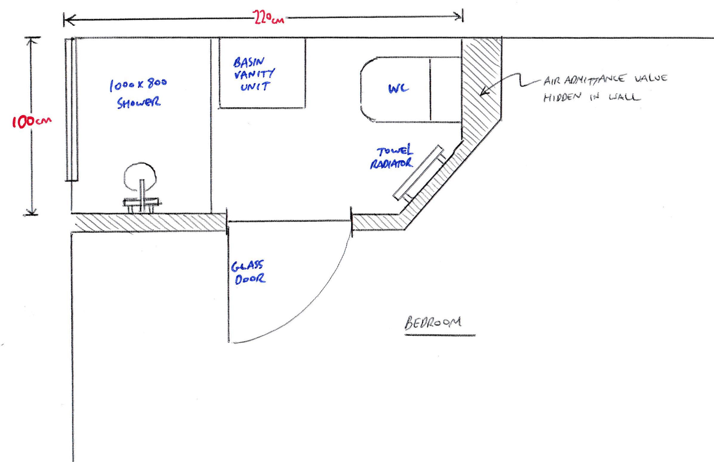 Planning Visualising A Bathroom Layout Uk Bathroom Guru