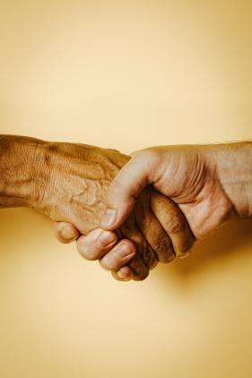 handshake, unsplash
