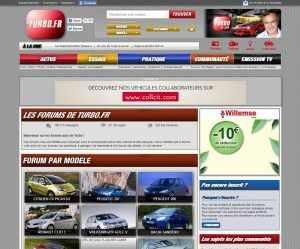 les 6 meilleurs forums auto