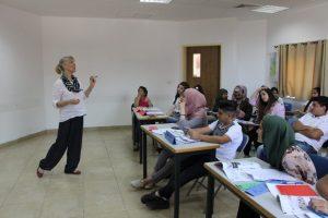 Bethlehem Bible School wants volunteer ESL academics