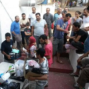 Spherical two: refugee disaster in Greece - Mission Community Information