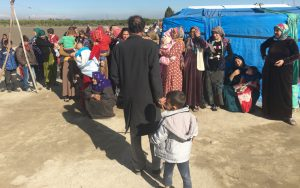 A 'likelihood' encounter results in hope and assist in Turkey. - Mission Community Information