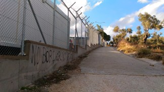 Six Afghan Refugees Arrested in Greece, Charged with Burning Down Moria Camp