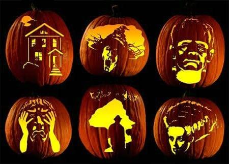 Halloween csatlakoztassa