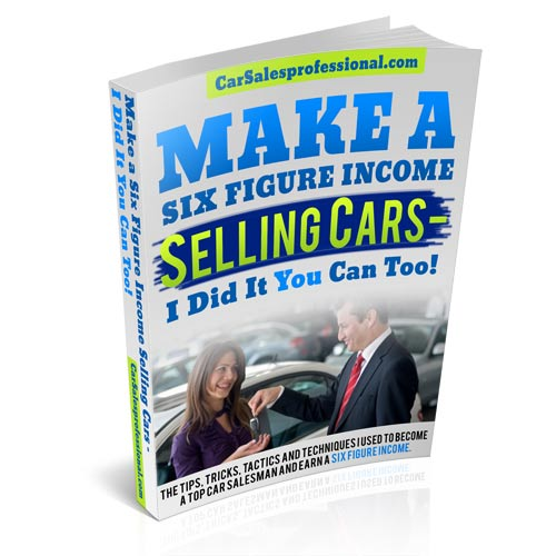 Car Salesman Book