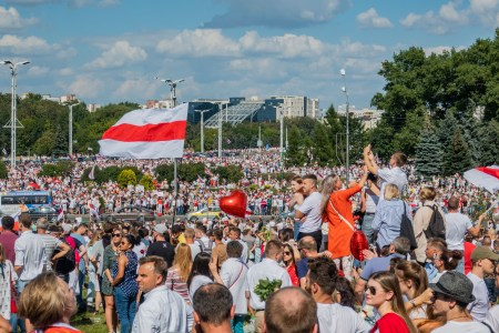 Belarusian Christians Concerned About the Country's Recent Unrest
