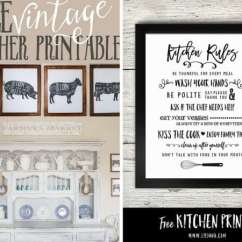 Framed Prints For Kitchens 18 Inch Deep Kitchen Cabinets 20 Gorgeous Art Ideas You Ll Love Renovations Printables