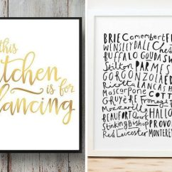 Art For The Kitchen 42 Inch Cabinets 20 Gorgeous Ideas You Ll Love Renovations Wall