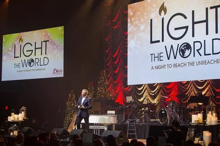Christmas Concert Raises $1M to Get the Gospel to the Unreached