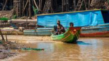 Flooding in Cambodia compounds pandemic problems