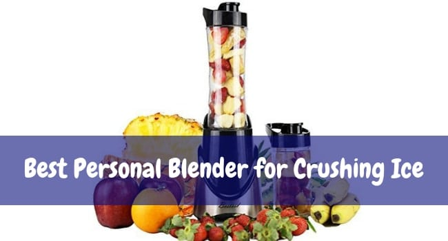 est Personal Blender for Crushing Ice