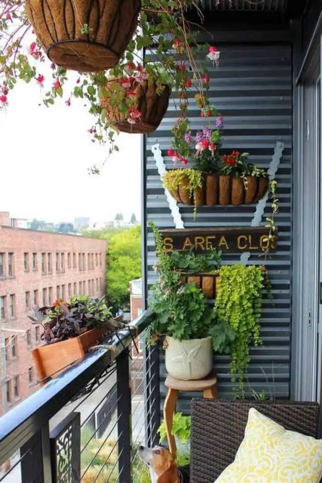 33 Apartment Balcony Garden Ideas That You Will Love Gardenoid
