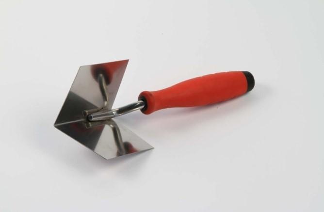Sudut spatula untuk sudut dalam
