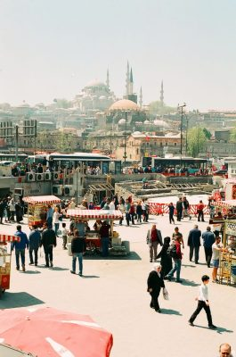 Turkey shifts in cultural sentiment - Mission Community Information