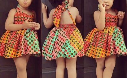 30 Best Children Gown Styles and More | | AllNigeriaInfo