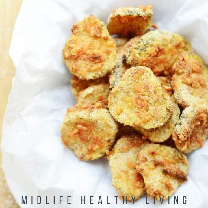 Air Fryer Pickles | WW Fried Pickles