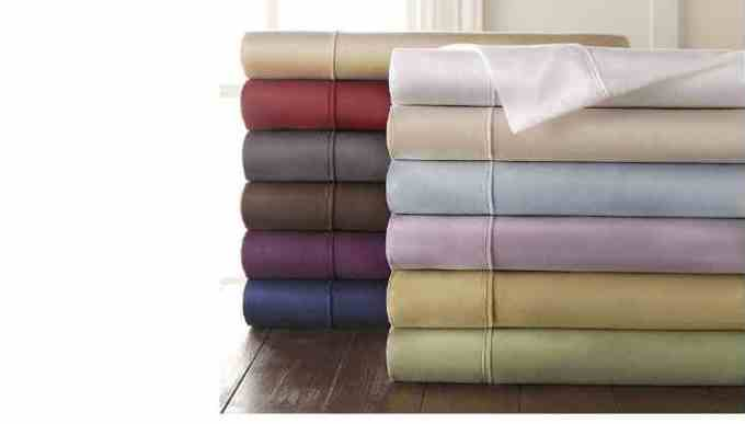 HC collection 1500 thread count 2pc pillowcases