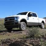 Driven 2020 Ford F350 Super Duty Combines Capability Driving Finesse