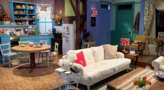 Apartment In Friends