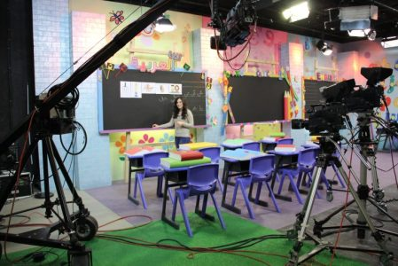 """SAT-7 Show """"My School"""" Brings  Hope and Help to MENA Children"""