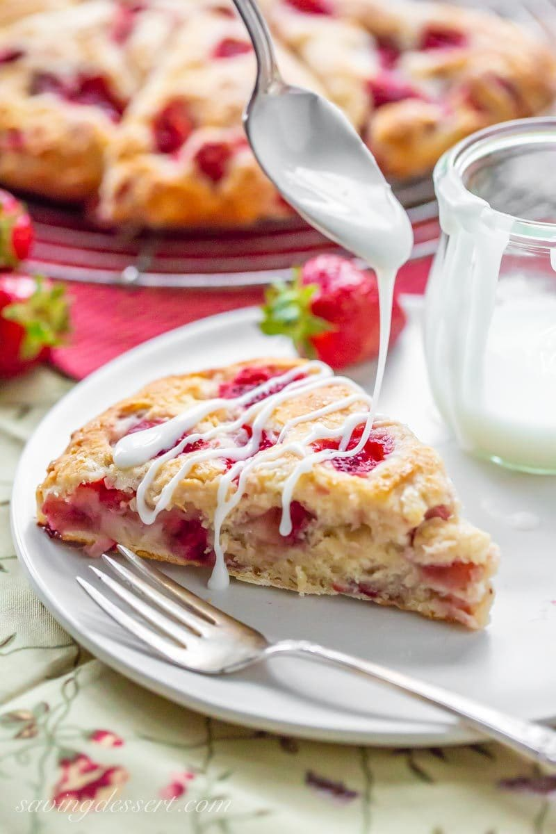 Shortbread Strawberry Shortcake Recipe