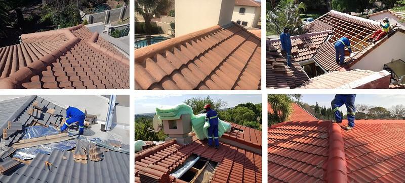 roof repairs 1 tiled roof repairs