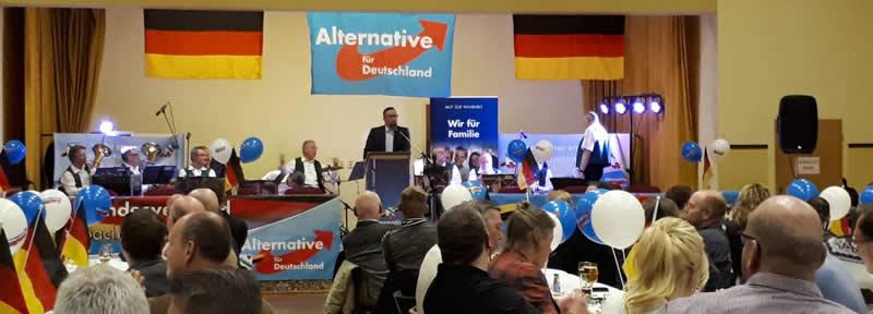 Politischer Aschermittwoch mit Sebastian Münzenmaier